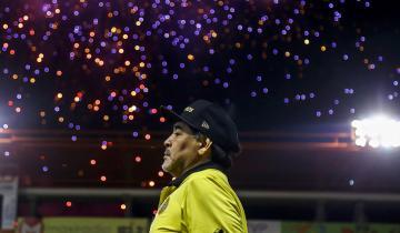 Imagen de Volvió a ganar el Dorados de Maradona y está a un paso del ascenso