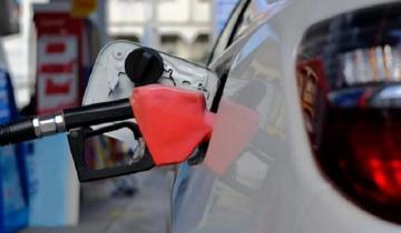 Imagen de Desde la medianoche suben un 5% las naftas y el gasoil