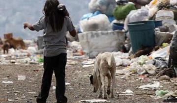 Imagen de Macri se despidió con un 35% de pobreza: alcanza a 16 millones de personas en el país
