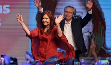"Imagen de Cristina Kirchner: ""Alberto va a tener una inmensa tarea"""