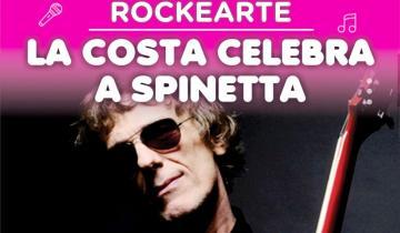 """Imagen de El rock costero realizará un homenaje especial al """"Flaco"""" Spinetta"""