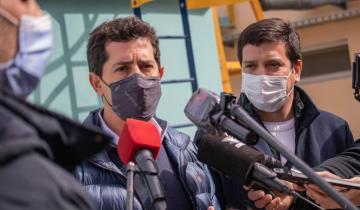 """Imagen de La Costa: Wado de Pedro destacó la """"capacidad de gestión"""" de Cristian Cardozo"""