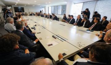 Imagen de Plan contra el hambre: qué dijeron los empresarios luego de la reunión con Alberto Fernández