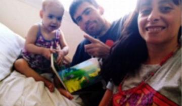 Imagen de La burocracia de IOMA sigue demorando el transplante de la pequeña Eloísa