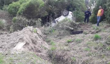 Imagen de Un joven murió y otro resultó  herido tras un grave accidente en la Ruta