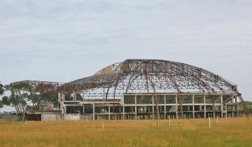 Imagen de La historia del San Bernardo Stadium, el Luna Park abandonado que Cardozo sueña revivir