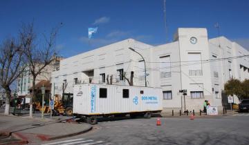 Imagen de Cómo avanza la remodelación del centro de Dolores