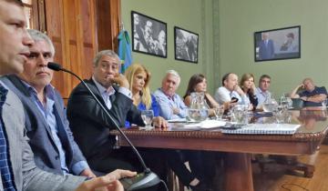 Imagen de Los intendentes peronistas se unieron para manifestar el rechazo al presupuesto de Vidal
