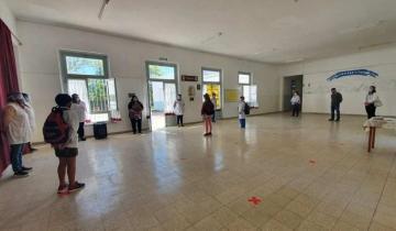 Imagen de Coronavirus: hoy se abrieron 5 escuelas y volvieron las clases presenciales en General Guido