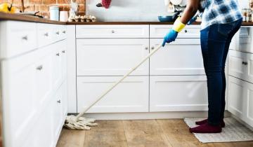Imagen de Aumentan 30% a las empleadas domésticas en tres tramos