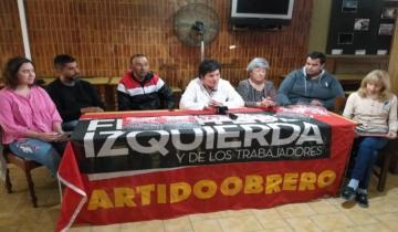 Imagen de El FIT cerró su campaña en Dolores enunciando sus propuestas
