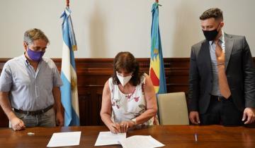 Imagen de La Defensoría del Pueblo y la Provincia trabajarán en conjunto para garantizar la identidad de los bonaerenses