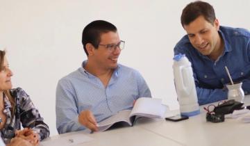Imagen de La transición en La Costa: Cardozo se prepara para ser el 4° intendente de la democracia