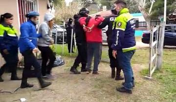 Imagen de La Policía aprehendió a dos personas en San Clemente por haber robado una motoguadaña