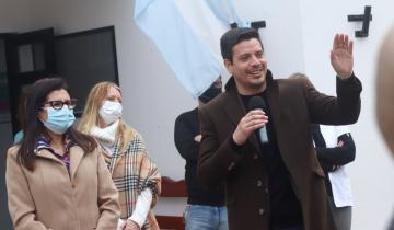 Imagen de Quién es la vecina de Aguas Verdes que Cristian Cardozo destacó en la inauguración del Centro de Atención Primaria de la Salud