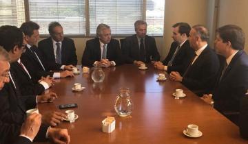 Imagen de Alberto confirmó a Felipe Solá como canciller y a Daniel Scioli como embajador en Brasil