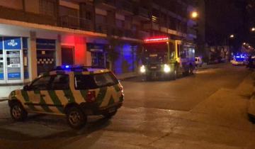 Imagen de Ataque de quemacoches en Mar del Plata: tres autos incendiados