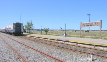Imagen de El servicio del tren de General Guido a Pinamar comenzaría a circular en enero