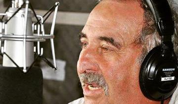 Imagen de Pesar en el Partido de La Costa por la muerte de un legendario conductor radial