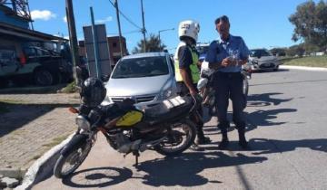 Imagen de Villa Gesell: un auto atropelló a un niño y se dio a la fuga