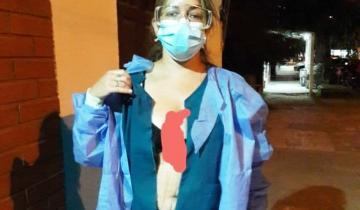 Imagen de Villa Gesell: denuncian agresiones físicas y verbales a una médica durante una visita domiciliaria