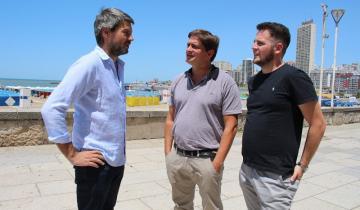 """Imagen de Lammens, ministro de Turismo: """"Tenemos la firme convicción de que haya temporada de verano"""""""