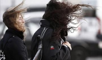 Imagen de Alerta por viento: qué zonas de la Provincia afecta