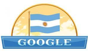 Imagen de Hoy Google rinde homenaje a la independencia argentina