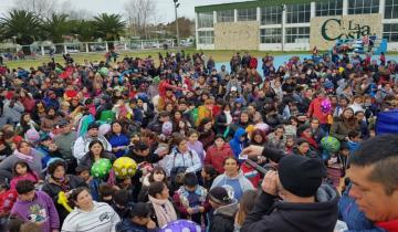 Imagen de Este viernes comienza en La Costa el mega festejo del Mes del Niño