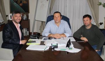 Imagen de El Director Provincial de Consejos Escolares estuvo en Dolores