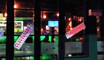 Imagen de Villa Gesell: clausuraron un bar porque no cumplía los protocolos sanitarios por el Coronavirus
