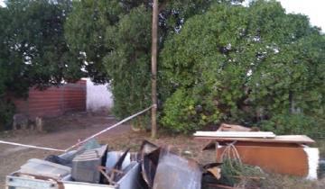 Imagen de Tragedia en Dolores: un vecino falleció en un incendio