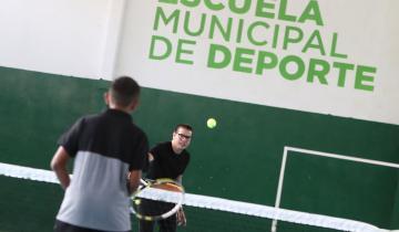 Imagen de Cómo es la vuelta de las Escuelas Municipales de Deportes al Partido de La Costa y la nueva Escuela de Tenis