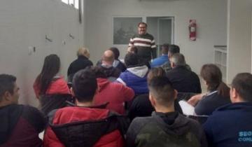 Imagen de Se capacita al personal de seguridad para el nuevo Hospital Municipal de Santa Teresita