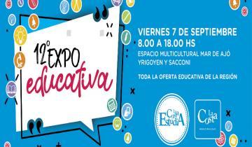 Imagen de Llega la 12° Expo Educativa a Mar de Ajó