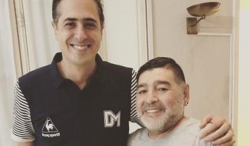 Imagen de A 25 años de la estadía de Maradona en Santa Teresita: una historia de fanatismo y amor por el 10