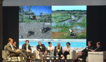 Imagen de Avanza el plan hídrico regional que Holanda desarrolla en General Lavalle