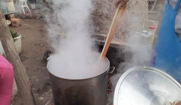 Imagen de Una concejal de Pedro Luro, cerca de Bahía Blanca, organizó una olla popular y tenía COVID-19: todo un pueblo en cuarentena