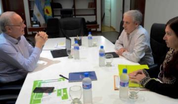 Imagen de El Ministerio de Salud bonaerense anunció que trabajará con Chascomús para potenciar el sistema sanitario local