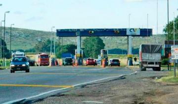 Imagen de El gobierno nacional aumentó un 45% el valor del peaje de la Ruta 226, entre Balcarce y Mar del Plata