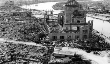 Imagen de Recuerdan a las víctimas de los bombardeos atómicos en Hiroshima y Nagasaki