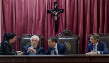 Imagen de Mafia policial: la Justicia platense condenó a prisión a ocho ex jefes de la Bonaerense