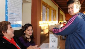 Imagen de Atención: los jóvenes argentinos pueden votar en las PASO con 15 años