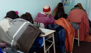 Imagen de Suteba denuncia falta de calefacción y gas en las escuelas bonaerenses