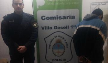 Imagen de Recuperan parte de lo robado en el cuartel de bomberos de Gesell: un detenido
