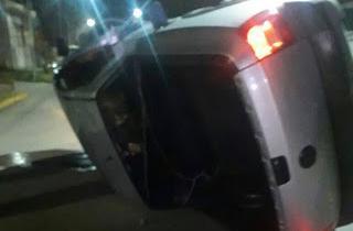 Imagen de Dos heridos tras un accidente en Santa Teresita