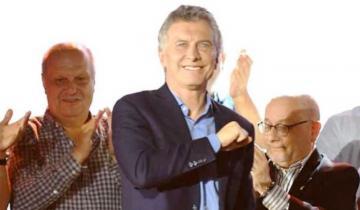 Imagen de Macri y Vidal, los más votados en la quinta sección electoral