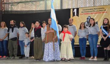 Imagen de General Lavalle organiza el 2º Certamen Folklórico Nacional de Santos Vega