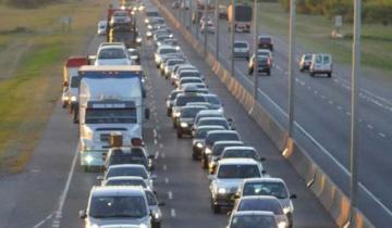 Imagen de Desde hoy hay restricción de camiones para circular en rutas bonaerenses