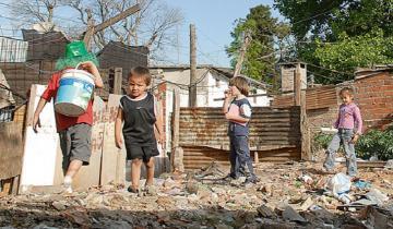 Imagen de El 51,7% de los chicos son pobres en Argentina